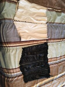 Costume corsets, XL and 1X