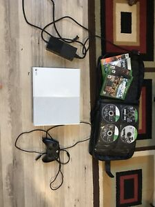 White Xbox One (500Gb)  Bundle