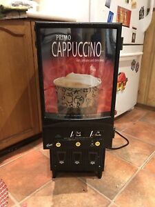 Primo Cappuccino machine