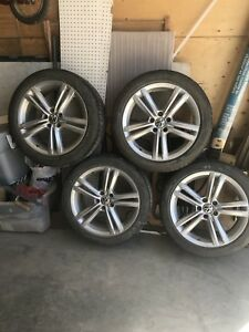 Tires and rims for 2012 Passat
