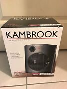 Brand new Kambrook upright fan heater 2400w fast heat up Fairfield Fairfield Area Preview