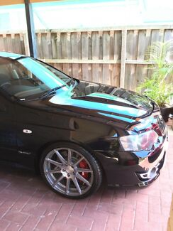 Ford FPV BF SERIES 2 Super pursuit 2006 Silhouette black pearl.. Ellenbrook Swan Area Preview