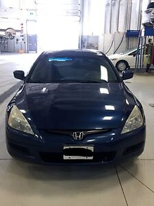 2003 Accord Coupe V6 Manual, NEGOTIABLE/READ ENTIRE AD
