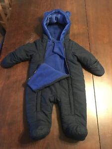 Baby winter suit 0-3 months
