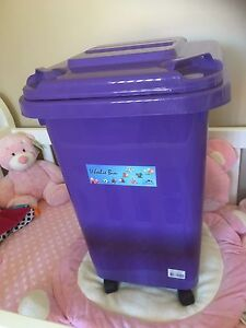 As new excellent condition purple bin Rochedale South Brisbane South East Preview