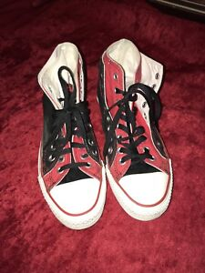 Chuck Taylor Converse high-tops Men's 7.5 Women's 9.5