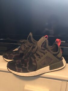NMD XR1 CAMO SIZE 8.5 vnds
