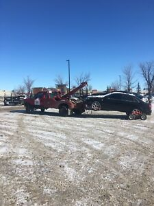 Need a Tow? $80-$100 Towing anywhere in Calgary