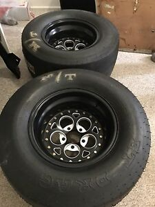 Weld racing - Magnums 2.0 - drag wheels ( brand new ) Canberra City North Canberra Preview