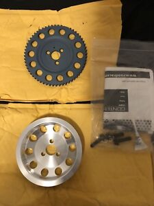 Fiat abarth light weight pulley