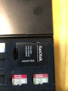SanDisk Extreme 32GB Micro SD Card with Adapter (2x16GB)