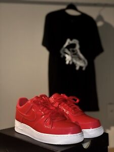 """Air Force 1 """"Siren Red"""" Brand New"""