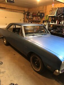 1969 dodge dart project car/ trade for duster