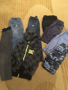 Boys Size 6 variety of items