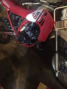 Looking for an airbox from a '85 Yamaha YZ80