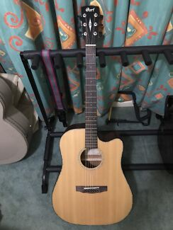 Wanted: Cort Acoustic-Electric Guitar