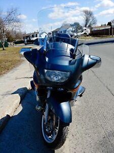 Moto BMW K1200LT 2003 6200$