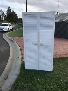 Free free free cupboard with shelves Glenwood Blacktown Area Preview