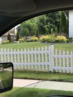Sweet prices lawn care $40/spring clean up/seniors discounts