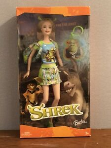 Shrek Barbie
