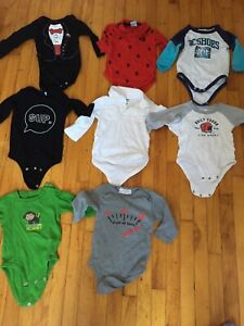 Baby clothes 6-12m