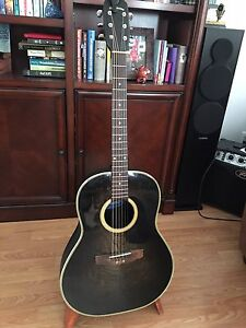 Acoustic guitar ovation