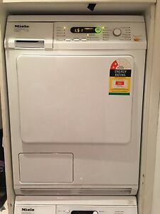 Miele Honeycomb T8823C Condenser Dryer Double Bay Eastern Suburbs Preview