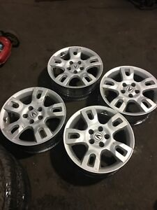 "17"" Acura MDX Wheels"