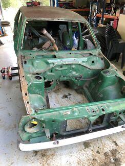 1977 Datsun 120Y Body parts Dayboro Pine Rivers Area Preview