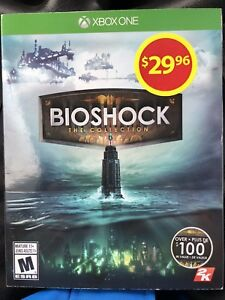 Bioshock The Collection- New
