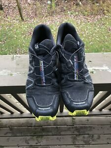 Salomon Speedcross 4 trail running shoes size 14