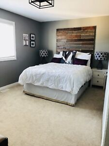 Private Master Bedroom  (for female tenant)
