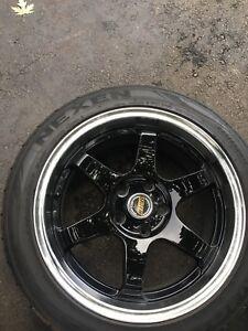 TE37 Reps Nexen Tires