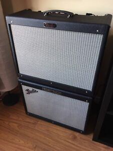 Fender hot rod deluxe avec cabinet 112