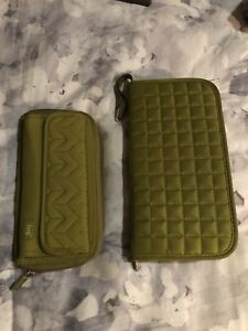 LUG wallet and travel case