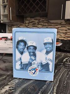 Bell / Moseby / Barfield Bobblehead