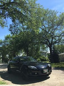 MAZDA RX8 GS ***NEW ENGINE AND TRANSMISSION***