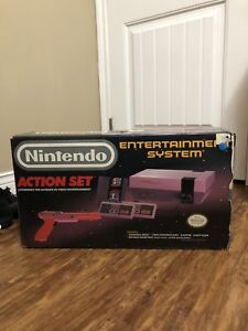 NES Original Nintendo Entertainment System