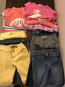 Lot of girls clothes size 6/7
