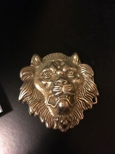 Belt buckle want gone