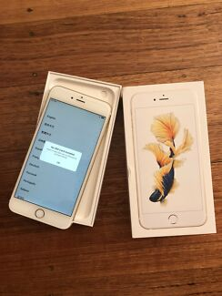 Apple iPhone 6s Plus 64GB Gold  - MintCondition
