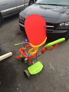 Toddler bicycle
