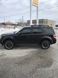 2009 Ford Escape CERTIFIED AND E-TESTED