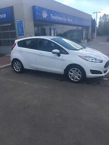 2014 Ford Fiesta Hatchback, in great shape!