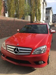 2009 Mercedes Benz 4Matic C-300