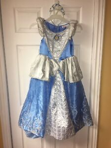 Disney Princess Cinderella Costume Girl's Size 7-8
