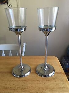 Tall  candle holders Toowoomba Toowoomba City Preview