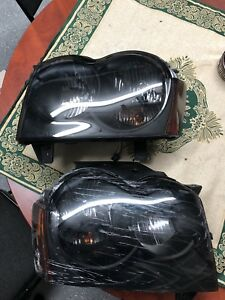 Jeep Grand Cherokee Headlight Assambly 2005, 2006 & 2007