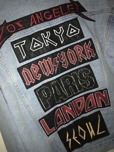 FOREVER 21 MEN'S L Denim Jacket