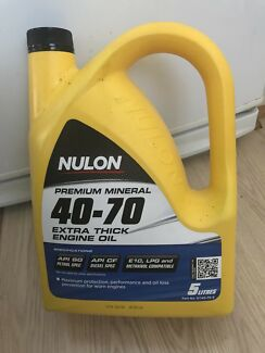 Nulon Engine Oil 40w-70